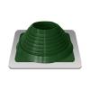Уплотнитель кровельный №7 силикон 157-280мм зелёный