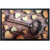 Коврик интерьерный  Ключ, 40 х 60 см, SUNSTEP™ 37-717