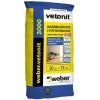 Ровнитель для пола Vetonit 3000 (суперфинишный) 20 кг
