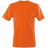 Футболка оранжевая L