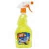 Средство для мытья стекол HELP 750мл с распылителем Лимон