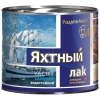 Лак яхтный алкидно-уретановый ТЛКЗ РАДУГАМАЛЕР матовый 0.9 л