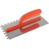 Кельма-гладилка зубчатая 280х130 мм зуб 8х8 мм нерж. сталь Курс