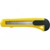 Нож с отламывающимся лезвием 18 мм корпус пластик Top Tools 17B518