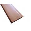 Панель ПВХ 100х3000 мм коричневый юг