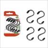 Крючок S-образный одинарный (4 шт) МУЛЬТИДОМ