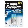 Элемент питания Energizer LR03 BP2 Maximum (2шт)