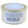 Скотч упаковочный прозрачный, 40 мкм, 48 мм (50 м)