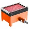 Горелка газовая инфракрасная ГИК-1,8  1,8 кВт (природный и сжиженый газ), подставка для пригото пищи