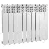Радиатор алюминиевый Ogint Delta Plus 80-500 10 секции