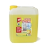 Средство для мытья посуды HELP Лимон 5кг 2-0335 (4)