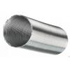 Канал алюминиевый гофрированный D- 150мм, L- длина до 3м
