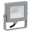 Прожектор светодиодный СДО 07-10 10 Вт 6500 K IP65 серый IEK