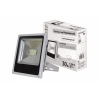 Прожектор светодиодный СДО 30-2-Н 30 Вт 6500 K IP65 серый TDM ЕLECTRIC Народный