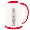 Чайник ВАСИЛИСА Т17-2200  1,7 л, 2200 Вт. белый с красным
