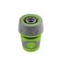 Соединитель для шланга 3/4  пластмассовый с резиновым покрытием 096-5819