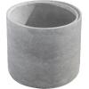 Кольцо железобетонное КС 15-9 паз-гребень d-1680 мм