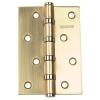 """Петля """"Trodos""""100х70х2,5 мм 4BB золото (PB)"""