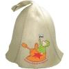 Шапка Hot Pot-41196 Всегда в боевой готовности! войлок