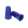 Зажим соединительный изолирующий СИЗ-2 синий 2.5-5.5 мм² (10 шт) DORI