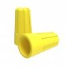Зажим соединительный изолирующий СИЗ-4 желтый 1.5-9.5 мм² (10 шт) DORI