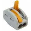 Клемма на 2 провода 0.08-2.5 мм² (5 шт) WAGO 222-412-5