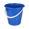Ведро 12л пластмассовое Крепыш (Альтернатива)
