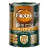 Пропитка для древесины декоративно-защитная Pinotex Ultra белый (1 л)