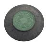 Люк полимерно-песчаный конусный d-1070 мм 1,5 т зеленый