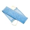 Мочалка Банные штучки-40111 целюлоза, лента с хлопком цвет.
