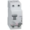 Выключатель дифференциального тока УЗО 2П 25А 30 мА тип AC RX3 Legrand