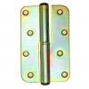 Петля накладная ПН1-110 цинк радужный правая (М-К)