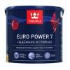 Краска моющаяся интерьерная Tikkurila Euro Power 7 база С белая база С 2.7 л