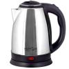 Чайник MAXTRONIC MAX-305/305А 1,8л, 1500 Вт,нерж.корпус, диск, светов.индикатор, черный