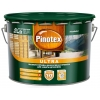 Пропитка для древесины декоративно-защитная Pinotex Ultra орех (9 л)