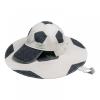 Набор из 2пр Банные штучки-41126 (шапка Футбольный мяч, коврик футбольный мяч) войлок