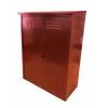 Шкаф для газовых баллонов (на 2 баллона разборный) красный