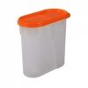 Емкость для сыпучих продуктов пластмассовая 1,75 л мерная АЛЬТЕРНАТИВА М1657