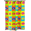 Шторка для ванной VETTA, ткань полиэстер с утяжелит, 180x180см, Артхаус, Дизайн GC 461-447