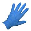 Перчатки нитриловые BENOVY ультратонкие с текстурой на пальцах 5 пар, М