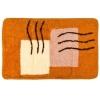 Коврик для ванной, акрил, 50x80см, Контраст бежевый, VETTA Дизайн GC 462-550