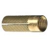 Анкер забивной латунный MSA М10 мм (2 шт) Sormat
