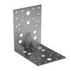 Уголок крепежный 90° усиленный 130х130х100х2 мм