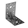 Уголок крепежный 90° усиленный 90х90х65х2 мм
