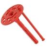 Дюбель для теплоизоляции 10х90 мм с пластиковым гвоздём (50 шт) Tech-Krep