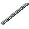 Штанга (шпилька) резьбовая М18х1000 мм DIN 975 цинк