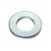 Шайба плоская М10 DIN 125А цинк (15 шт) Европартнер