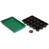 Таблетки торфяные (набор 15 шт-D 55 мм+кассета+лоток)
