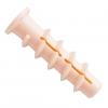 Дюбель PBT для легкого бетона 4 мм (25 шт) Крепко-Накрепко
