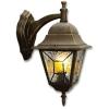 Светильник садовый Crespo 100 Вт черное золото DUWI